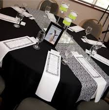 black and white table runners cheap 95 best damask table runners images on pinterest black and white