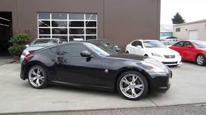 nissan 370z horsepower 2010 2010 nissan 370z magnetic black metallic stock 505556 walk