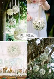 wedding flowers 40 ideas to use baby s breath