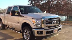 hd video 2011 ford f250 lariat crew cab used truck for sale see