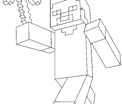coloring pages for minecraft ghast from minecraft video game