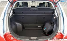 leaf nissan 2013 nissan leaf 2013 boot u2013 front seat driver