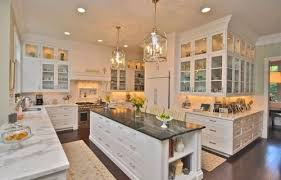 Gorgeous Kitchen Cabinets For An Elegant Interior Decor Part - Kitchen glass cabinets