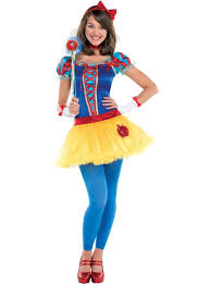 Party Halloween Costumes Teenage Girls Totally Wanna Snow White Halloween Disπσψ