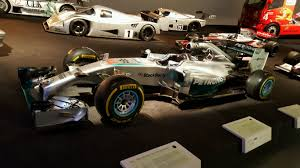 just a car for the just was in mercedes museum in stuttgart and saw f1 car for the