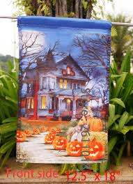 Usa Halloween Compare Prices On Halloween House Flag Online Shopping Buy Low