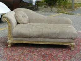 Vintage Chaise Lounge Cost To Transport A Vintage French Antique Style Chaise Lounge To
