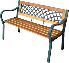 Wooden Park Bench Metal And Wood Benches U2013 Ammatouch63 Com