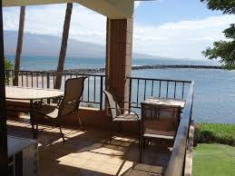 direct ocean front spacious corner lanai vrbo