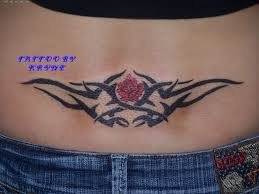 77 nice tribal tattoos designs for back