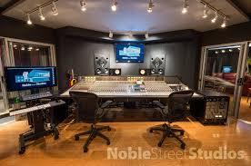 noble street studios downtown toronto recording studio studio b