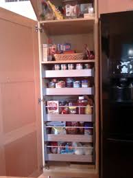Corner Kitchen Pantry Ideas Kitchen Room Design Kitchen Tiny Pantry Cabinets Doors Combined