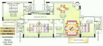 2 floor plan 4bhk 1696 jpg