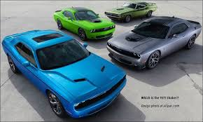 what type of car is a dodge challenger 2015 dodge challenger car specifications