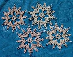 43 best crochet snowflakes images on crochet