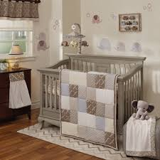 Area Rugs For Nursery Bedroom Awesome Gray Baby Cache Crib With Cozy Sheets Tiles On