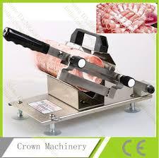 schneidemaschine küche gefrorenem fisch wurst fleisch schinken ect slicer küche