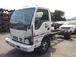 2006 gmc w3500 box truck 5 2l rjs 4hk1 isuzu diesel engine aisen