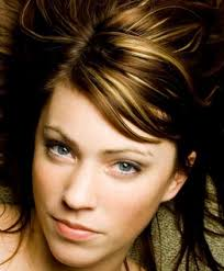 chunking highlights dark hair pictures brown hair with blonde highlights lovetoknow