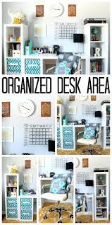 Organized Desk Ideas Office Design Creative Office Supply Storage Creative Office
