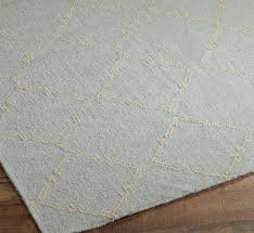 diamond soho trellis dhurrie rug shades of light