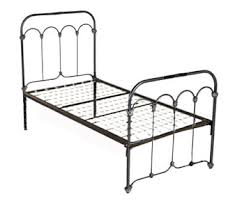 Black Wrought Iron Bed Frame Attractive Iron Bed Frame Ecoinscollector