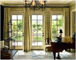 Patio Door Design Ideas Curtain Ideas For Patio Doors Door Window Treatments