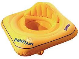 bouée siège pour bébé babysun bouée siège de bain taille 2 12 24 mois 11 15kg amazon