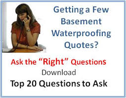 Fix Basement Leaks by Is It Better To Fix A Basement Leak From The Inside Or The Outside