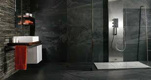 Black Modern Bathroom Appealing Black Modern Bathrooms Photos Best Ideas Interior