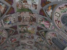 sistine chapel ceiling english martyrs catholic church goring by