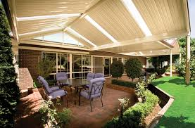 How To Build A Freestanding Patio Roof by Outback Gable Stratco