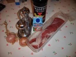 cuisiner un filet mignon de porc en cocotte recette du filet mignon de porc en cocotte et au four par missfroufrou