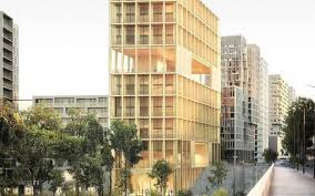 bureau logement tours le xiiie arrondissement aura deux des plus grandes tours en