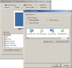 changer icone bureau icônes sous windows aidewindows
