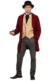 vire costumes riverboat gambler costume
