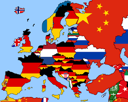 Flags Of Eastern Europe Every European Country U0027s Top Export U0026 Import Partner Moverdb Com