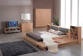 modern wood bedroom sets interior design