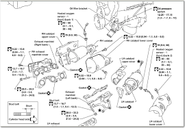 nissan frontier xe 2008 how to replace 2002 nissan frontier exhaust manifold and what