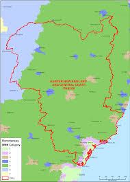 New England Maps department of health hunter new england and central coast phn