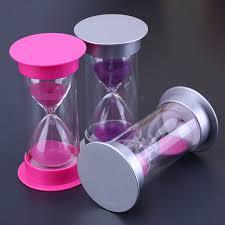 Hourglass Home Decor Online Get Cheap Sandglass Hourglass Timer 30 Minutes Aliexpress