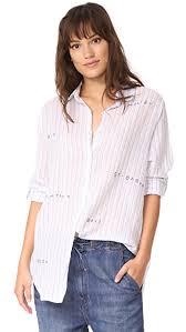 oversized blouse sundry destinations oversized shirt shopbop