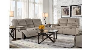 3 Pc Living Room Set 1 055 00 Alberta Trails Gray 3 Pc Living Room Classic