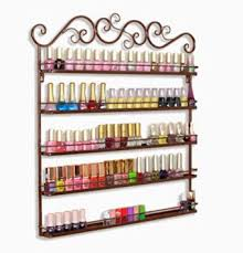 buy lewang u0026acirc u0026reg nail polish wall rack 5 layer nail polish