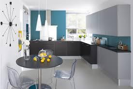 cuisine gris et bleu cuisine bleu et taupe gris newsindo co