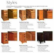 Solid Wood Filing Cabinet by Heritage Series Roll Top Desks U0026 Fine Office Furniture