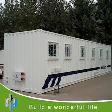 prefab camp mobile living house container prefab camp house for sale
