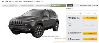 jeep cherokee green build and price your own 2014 cherokee page 2 2014 jeep