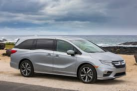 honda odyssey all new 2018 honda odyssey minivan arriving at dealerships june 8 2017