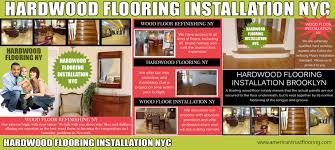 wooden staircase refinishing installation wood flooring nyc